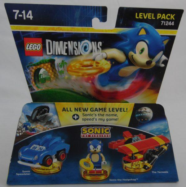 LEGO Dimensions - N°71244 - Sonic
