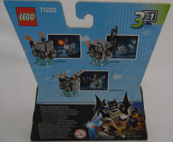 LEGO Dimensions - N°71220 - le seigneur des anneaux - Gimli