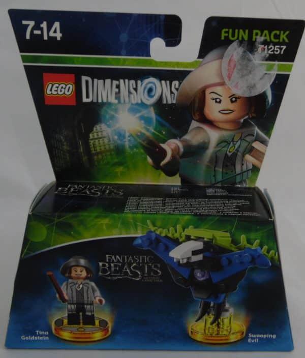 LEGO Dimensions - N°71257 - Tina Goldstein