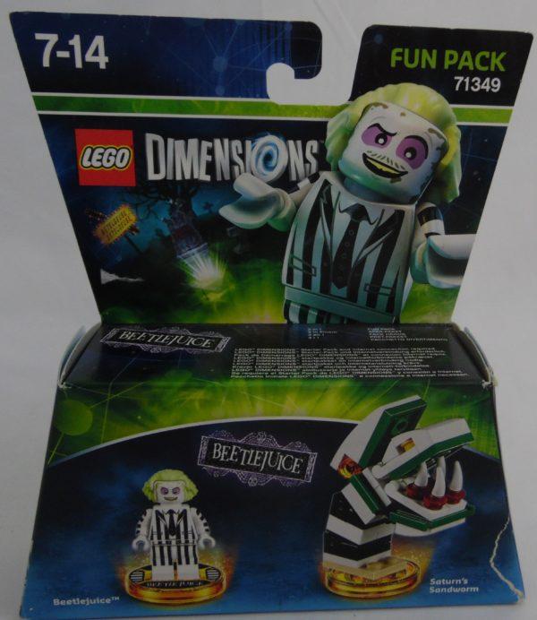 LEGO Dimensions - N°71349 - Beetlejuice