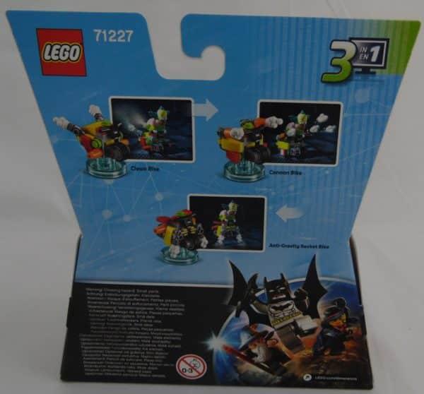 LEGO Dimensions - N°71227 - Les Simpsons - Krusty