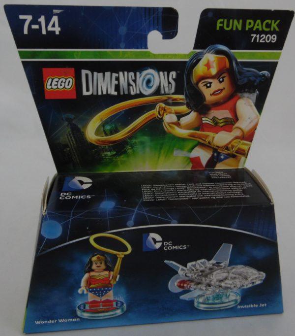 LEGO Dimensions - N°71209 - Wonder Woman