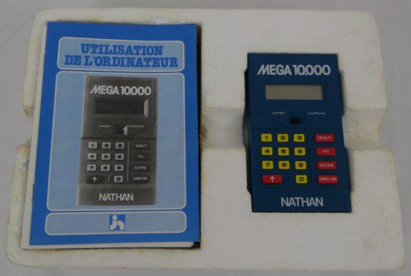 JEU NATHAN ELECTRONIQUE - SUPER MEGA 10.000