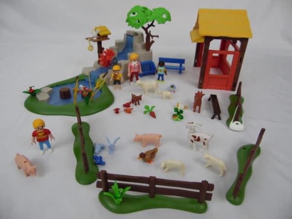 Playmobil 4851 - Parc animalier