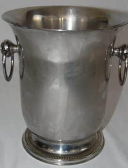 Sceau à glace et champagne - Jean Couzon - qualité thiers