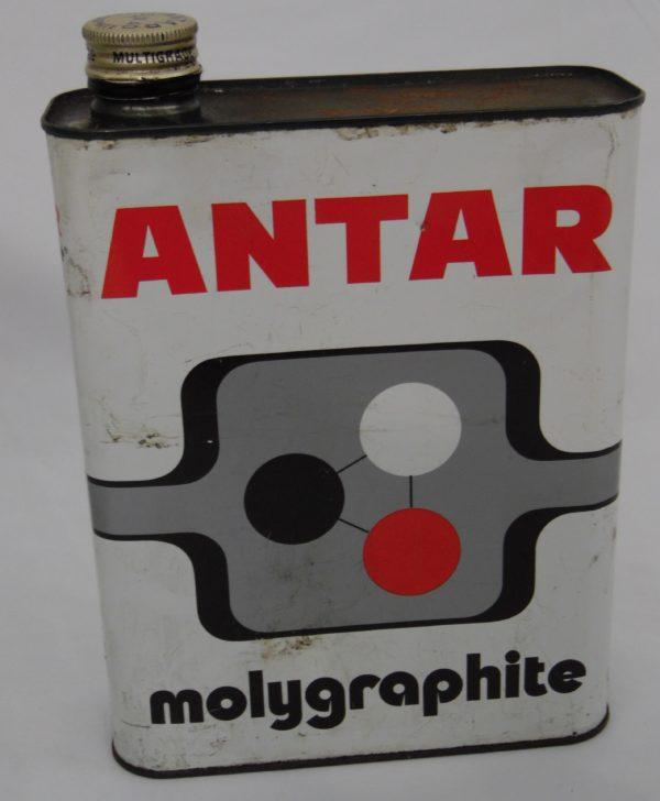 Bidon Antar - Molygraphite - 2 Litres - 15W40