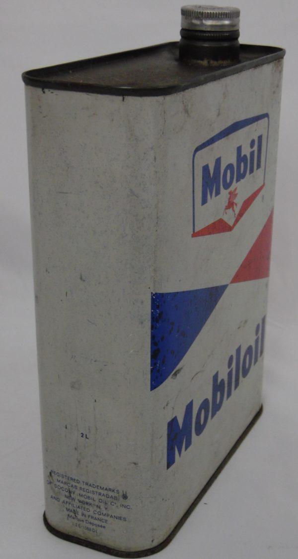 Bidon Mobil - Mobiloil - 2 Litres - 20W20