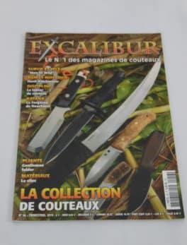 Magazine Excalibur - N°56 - mars 2010