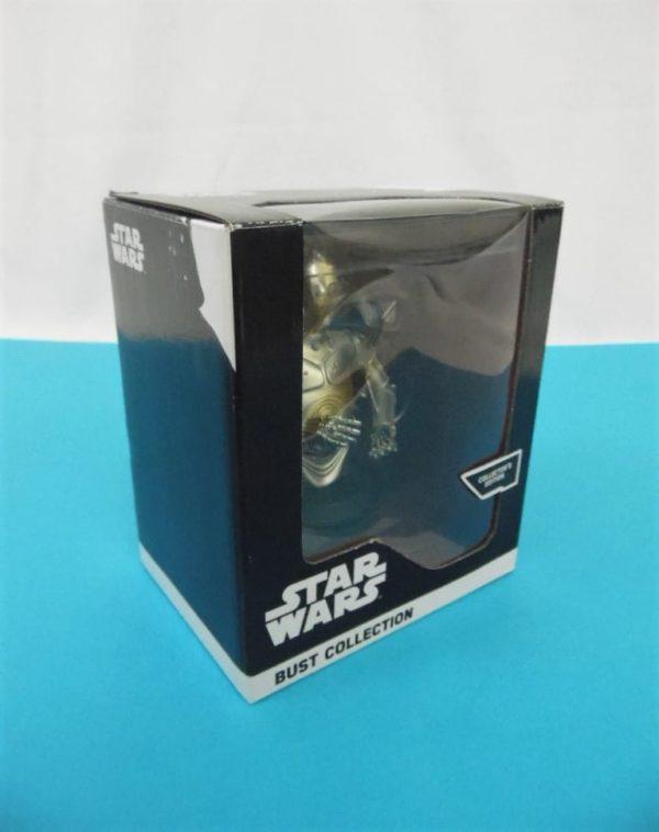 Buste Star Wars - C3PO - Altaya