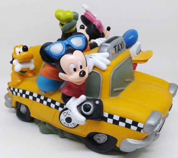 Cache-maille - Disney - Taxi Duck