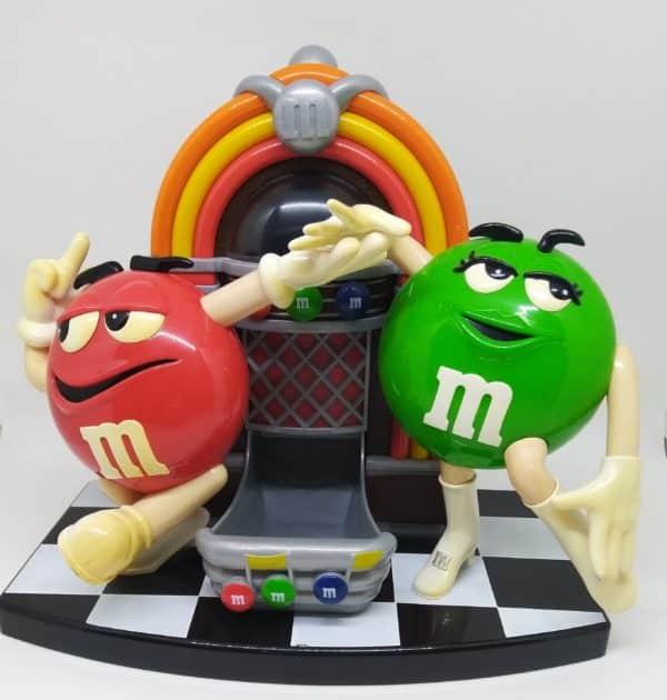 Distributeur de bonbon - M$M'S