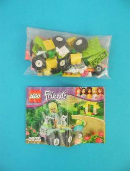 LEGO Friends - N°3935 - Patrouille pour animaux de compagnie de Stéphanie