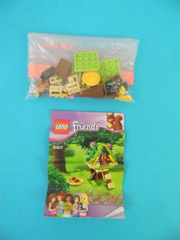 LEGO Friends - N°41017 - Cabane pour écureuils