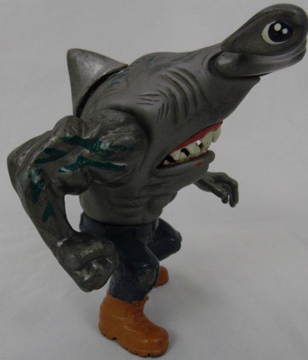 Figurine Street Sharks - Jab hammerhead - Mattel - 1994