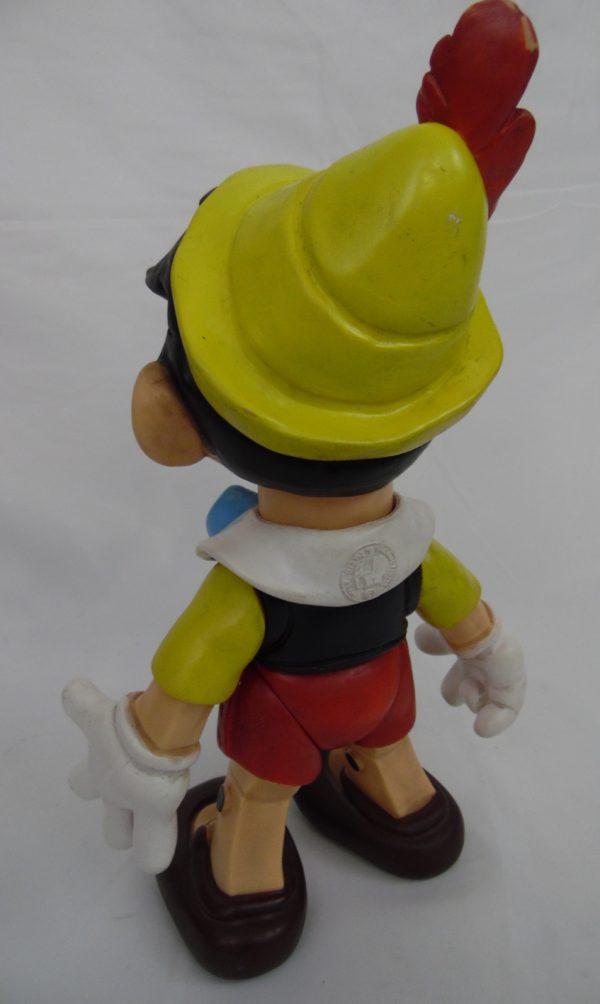 Superbe Pouët pouët Pinocchio - Disney des années 1962 - 38 cm