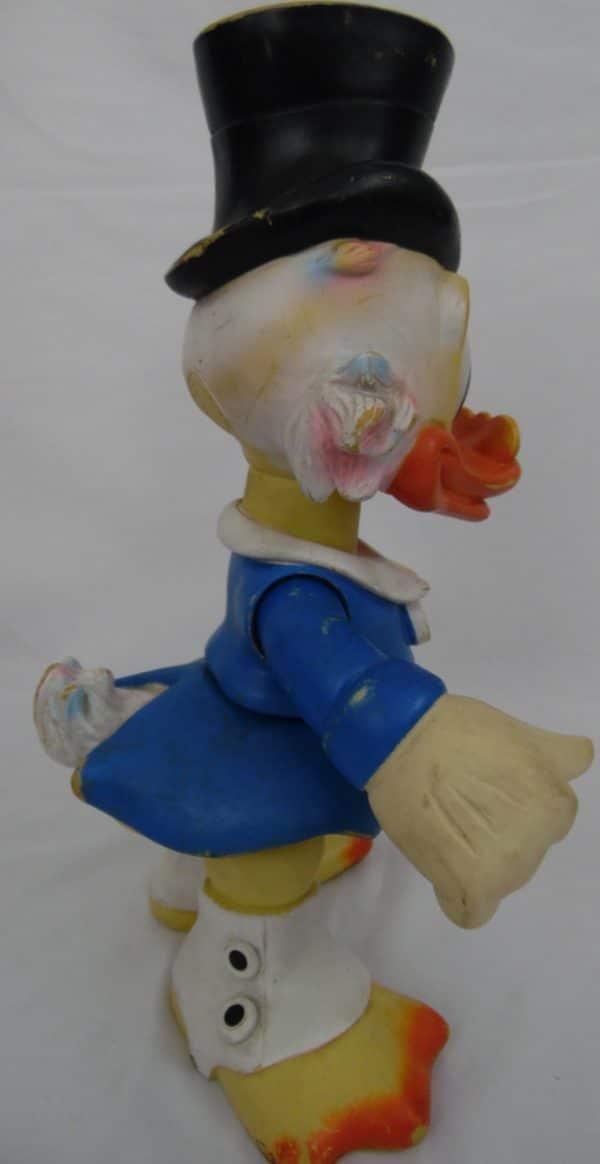 Superbe Pouët pouët Picsou - Disney des années 1962 - 33 cm