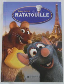 Livre Disney - Ratatouille - Hachette - 2008