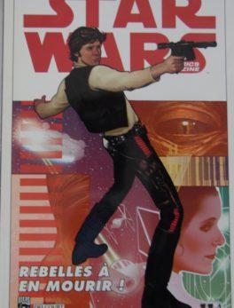 Magazine Star Wars - rebelles à en mourir - Delcourt Comics - 11A