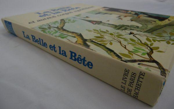 Livre contes des mille et une images - la belle et la bête et autres comptes merveilleux - 1981