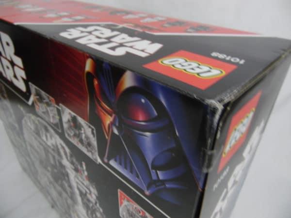 LEGO UCS STAR WARS - 10188 - étoile noire