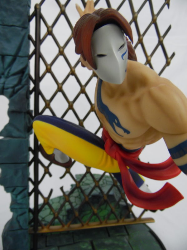 Figurine street Fighter - Véga - Tsume - 35 cm