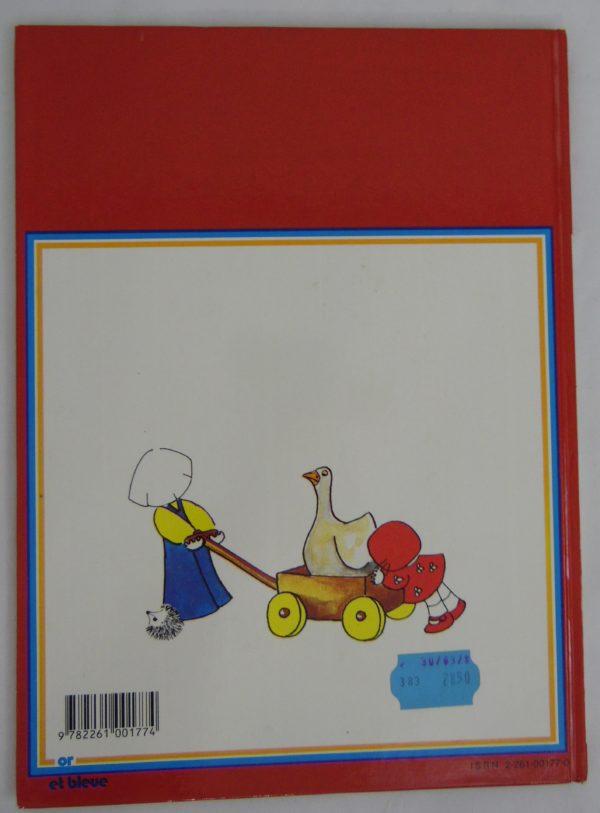Livre Emilie Jolie - Emilie et l'oie perdu - 1976