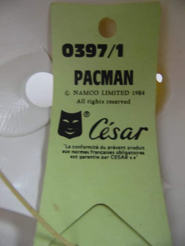 Masque césar - 1984 - Pacman - Namco - 0397/1