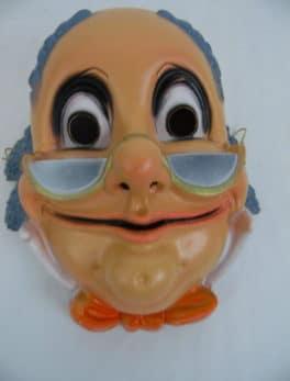 Masque césar - Dr snuggles - Les minipouss