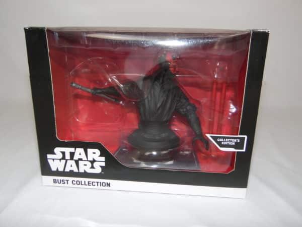 Buste Star Wars - Dark maul - Altaya N°4