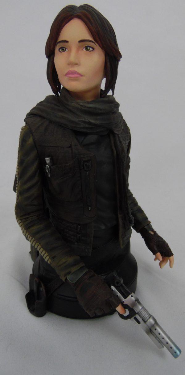 Buste Star Wars - Jyn Erso - Gentle Giant