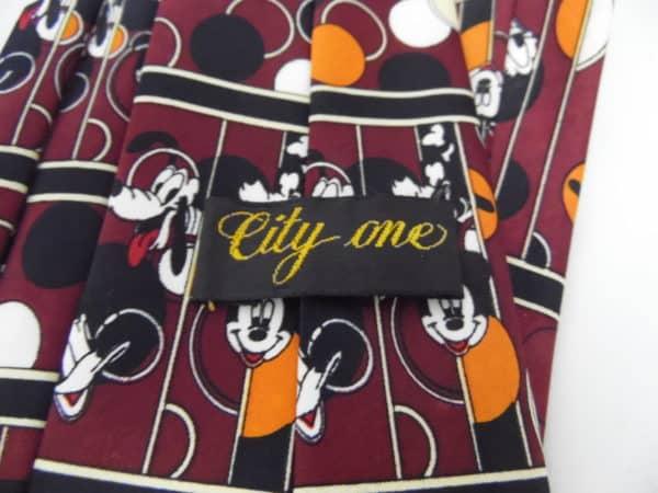 Cravate Disney - City One