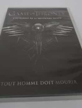 DVD Blu-Ray Game Of Thrones - Saison 4