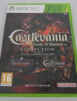 Jeu vidéo XBOX 360 - Castlevania - Lords of Shadow