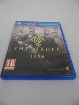 Jeu vidéo PS4 - The Order 1886