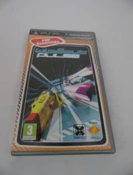 Jeu vidéo SEGA - PSP - Wipeout Pulse