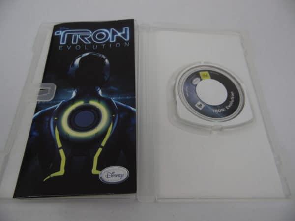 Jeu vidéo SEGA - PSP - Tron - évolution