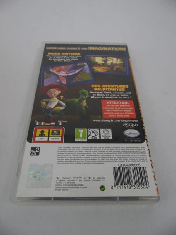 Jeu vidéo SEGA - PSP - Toys Story 3