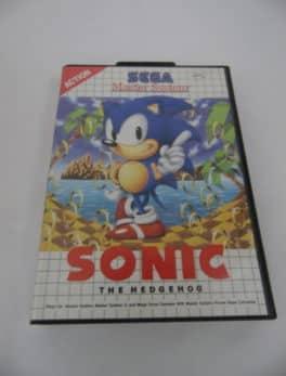 Jeu vidéo SEGA - Master System - Sonic the Hedgehog