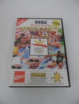 Jeu vidéo SEGA - Master System - Olympic Gold - Barcelona'92