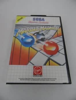 Jeu vidéo SEGA - Master System - Marble Madness