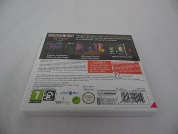 Jeu vidéo Nintendo - 3DS - Monster High - 13 Souhaits
