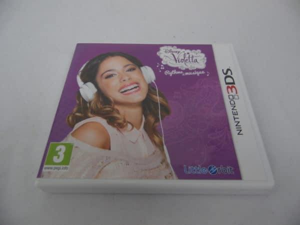 Jeu vidéo Nintendo - 3DS - Violetta