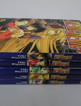 Manga - Devil Devil - Tome 1 à 5 - VF - Pika édition