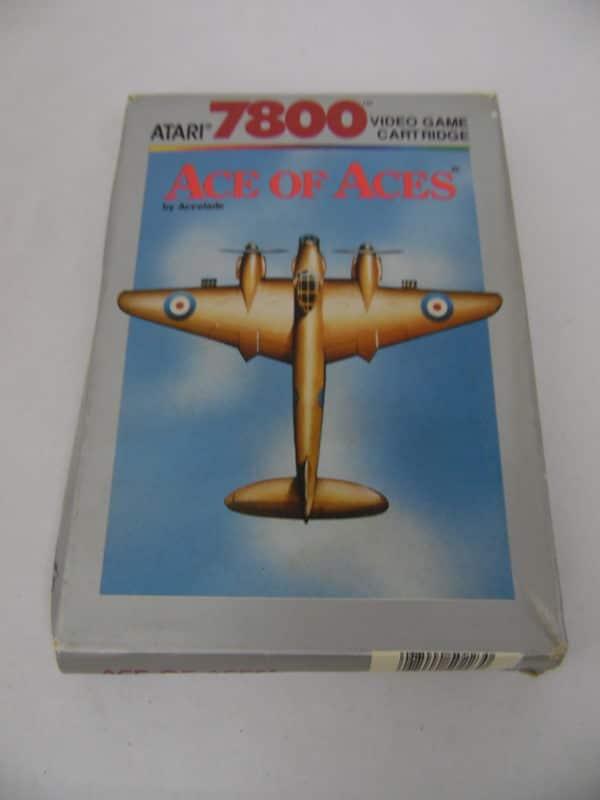 Jeu vidéo ATARI 7800 - Ace of Ace