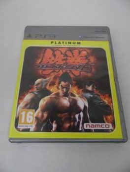 Jeu vidéo PS3 - Tekken 6 - Platinum