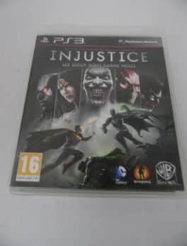 Jeu vidéo PS3 - Injustice - Les dieux sont parmi nous