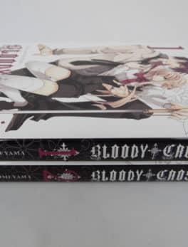 Manga - Bloody Cross - Tomes 1 et 2 - VF
