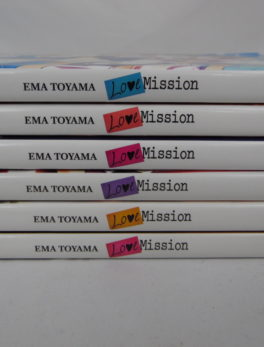 Manga - Love Mission - Tome 1 à 6 - VF