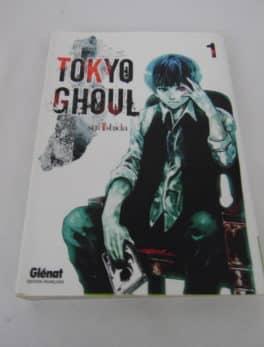 Manga - Tokyo Ghoul - Tomes 1 - VF