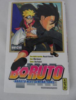 Manga - Boruto - Tomes 4 - VF